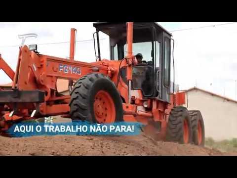 Prefeitura de Turilândia realiza melhorias nas ruas dos Bairros do Tucum e Santo Antônio.