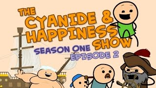 Download Why I Hate Summer Camp - S1E2 - Cyanide & Happiness Show - INTERNATIONAL RELEASE Mp3 and Videos