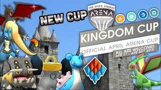 KINGDOM CUP SILPH ARENA IN POKEMON GO | MAXING OUT BASTIODON & BUYING SECOND MOVE
