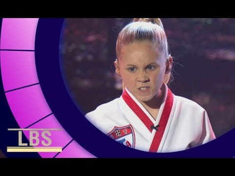 Meet 10 year old Taekwondo Champion Channah | Little Big Shots Aus Season 2 Episode 4