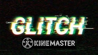 Cara Membuat Efek Glitch Pada Video Di Android | Kinemaster Tutorial Indonesia
