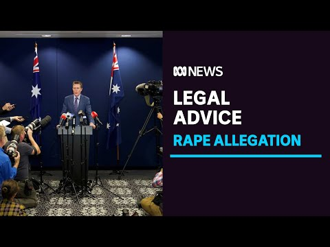 Former solicitor-general says PM should seek legal advice on Porter rape allegation | ABC News
