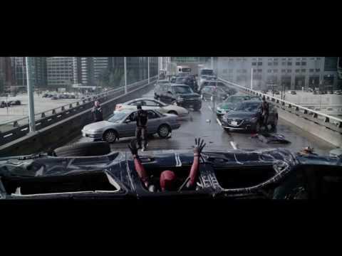 Deadpool 2016 Trailer CZ HD