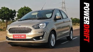 Small new updates : 2018 Ford Aspire and PowerDrift