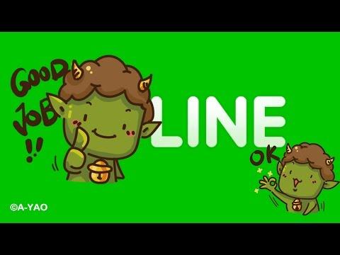 《line 貼圖 上架吧》illustrator Cc 01 工作區域設定