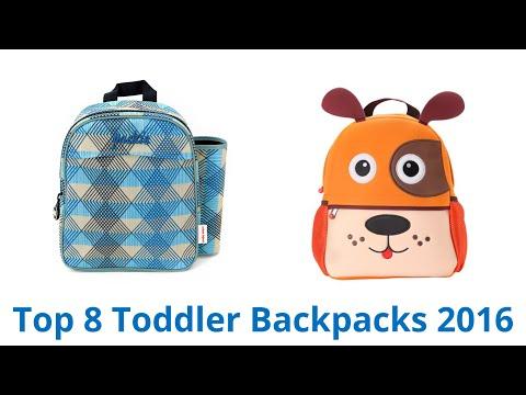 8 Best Toddler Backpacks 2016