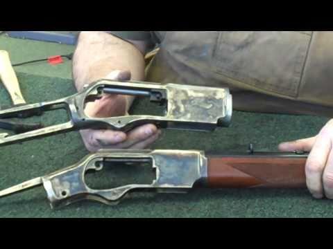 Gunsmithing: Winchester Model 1873 & 1876 .45 Colt (Gunworks)