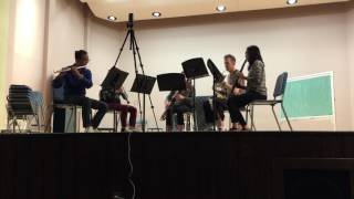 Sounds of the Emerald Isle - UPSO Wind Quintet