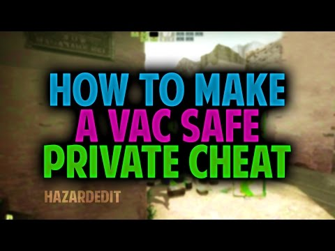HOW TO MAKE A PRIVATE CHEAT FOR CS:GO TUTORIAL 2020 - COUNTER STRIKE GLOBAL OFFENSIVE