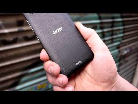 Acer Liquid Z520 Hands On [deutsch]
