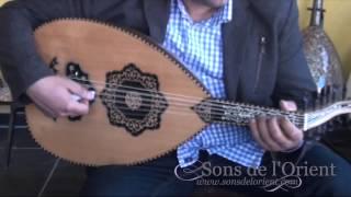 Oud Mahmoud Mostafa - Indian Rosewood