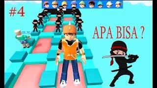 #4 Fun! Apabisa Boboiboy Roblox into Ninja Warrior