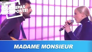 Madame Monsieur - Mercy (Live @TPMP)