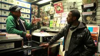 Hiphop Heritage project  - Dub vendor records interview