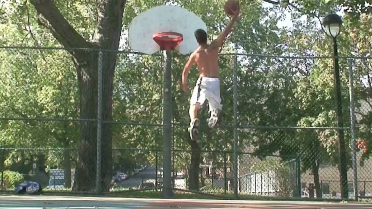 9 To Cm 175 Cm Guy Dunks Improvement 40 Inch Vert Dunkfather 5 9