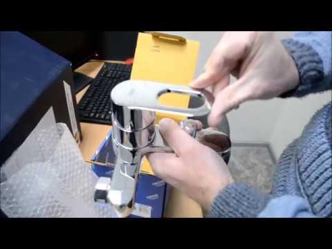Видеообзор набор смесителей для ванны Grohe BAULOOP 123214S