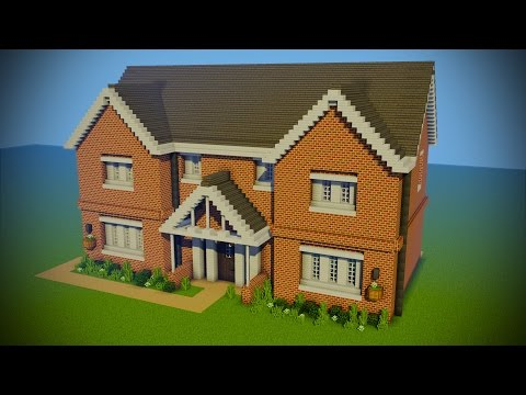 BUILDING MY NEW HOUSE IN MINECRAFT!