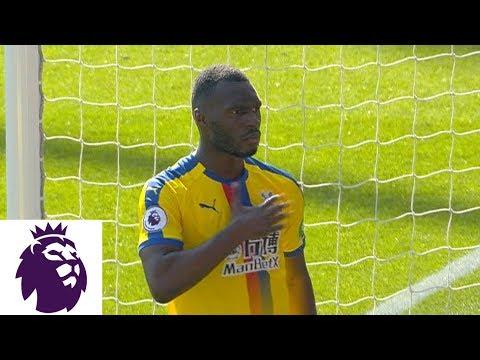 Christian Benteke scores header to put Palace ahead against Arsenal | Premier League | NBC Sports