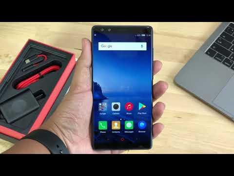 แกะกล่อง Nubia Z17s โคตรคุ้ม Ram 8 GB, Snap 835 กล้อง 4 ตัว ราคา 17,990 บาท !! - วันที่ 16 Nov 2017