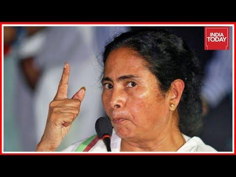 India Today's Tough Question Irks Mamata Banerjee