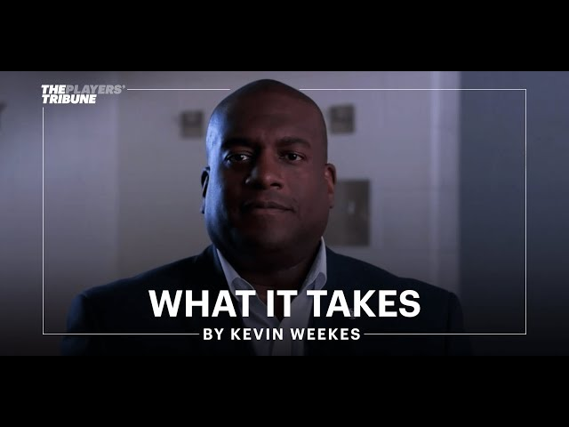 Kevin Weekes on the psychology of being a goalie | What It Takes