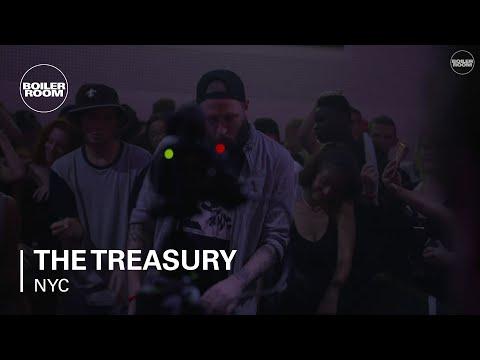 The Treasury Ray-Ban x Boiler Room 016 DJ Set