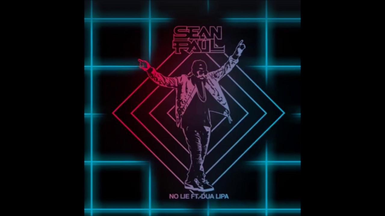 Sean Paul No Lie Ft Dua Lipa Youtube