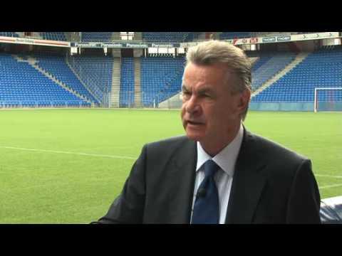 Ottmar Hitzfeld: Freuden und Leiden eines Trainers - Teil 1/2