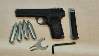 Ремонт КЛАПАНА пневматического пистолета СО2(, 2015-03-20T21:16:14.000Z)