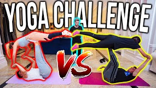 YOGA CHALLENGE Z TEAM X! *para VS para*