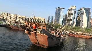 Dubai Creek and Dhow Cruise October 2015 / canon g7x