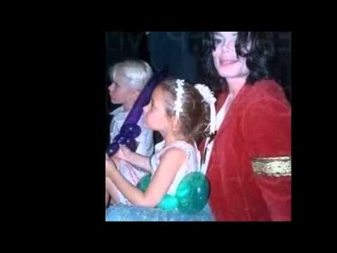Rare And Unseen Pictures Of Paris Jackson Growing Up