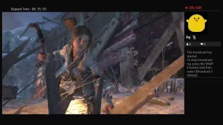Onevirsu rise of tomb raider 1