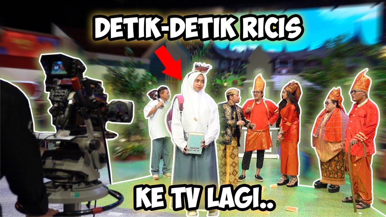 DETIK-DETIK RICIS BALIK KE TV LAGI. Semua Pada Kaget..