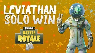 "WIN WITH NEW ""LEVIATHAN"" ""ALIEN"" FORTNITE SKIN 