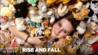 How The Beanie Babies Frenzy Collapsed   Rise And Fall