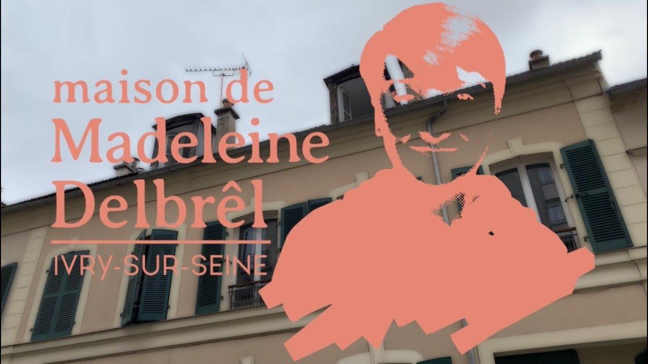 #1 Inauguration de la maison de Madeleine Delbrêl 17 et 18 octobre 2020. Réservez votre week-end !