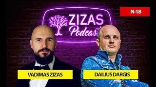 HENRIKAS DAKTARAS. AGURKINIAI. KRIMINALINĖS LIETUVOS KRONIKOS // DAILIUS DARGIS // ZIZAS PODCAST