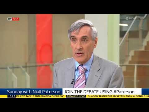 John Redwood - EU damaged our strategic industries