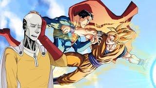 Goku and Superman fanboys just stop