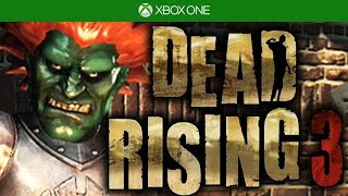 One of TheGamingLemon's most viewed videos: Dead Rising 3 - Funtage! - (DR3 Funny Moments) [Xbox One Gameplay XB1]
