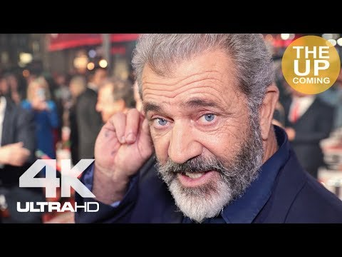 Mel Gibson interview at Daddy's Home 2 premiere