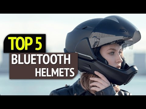 TOP 5: Best Bluetooth Helmets 2019