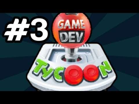 Lets Play Game Dev Tycoon | Part 3 - Recruiting Employee's for our studio! - [Part 3/4]