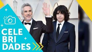 Las redes sociales se burlan de Olmo, el hijo de Alfonso Cuarón   Un Nuevo Día   Telemundo