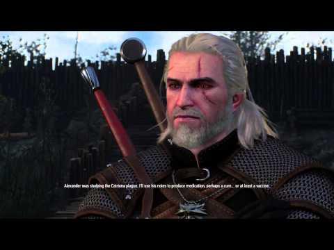 The Witcher 3: Wild Hunt - Keira Metz Death
