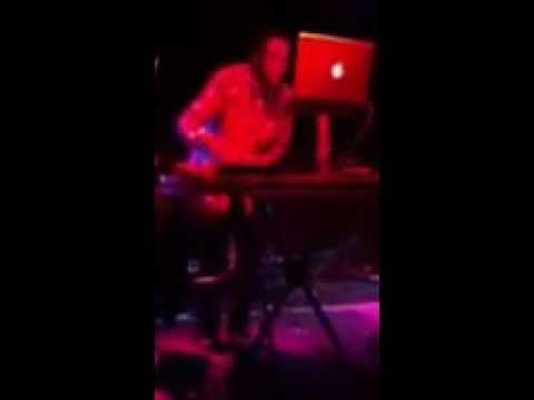 B.Lewis Live at Schubas, Chicago 10/27/12
