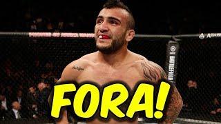 Video JOHN LINEKER ESTÁ FORA DO UFC 219! NGANNOU FAZ SPARRING COM URIAH HALL! download MP3, 3GP, MP4, WEBM, AVI, FLV Juli 2018