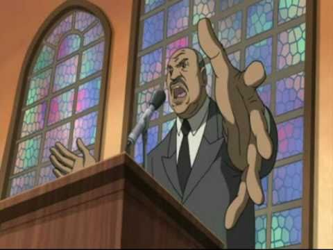 Boondocks - Martin Luther King Jr. Speaks Out