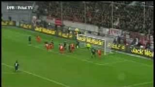 Leverkusen - Bayern München